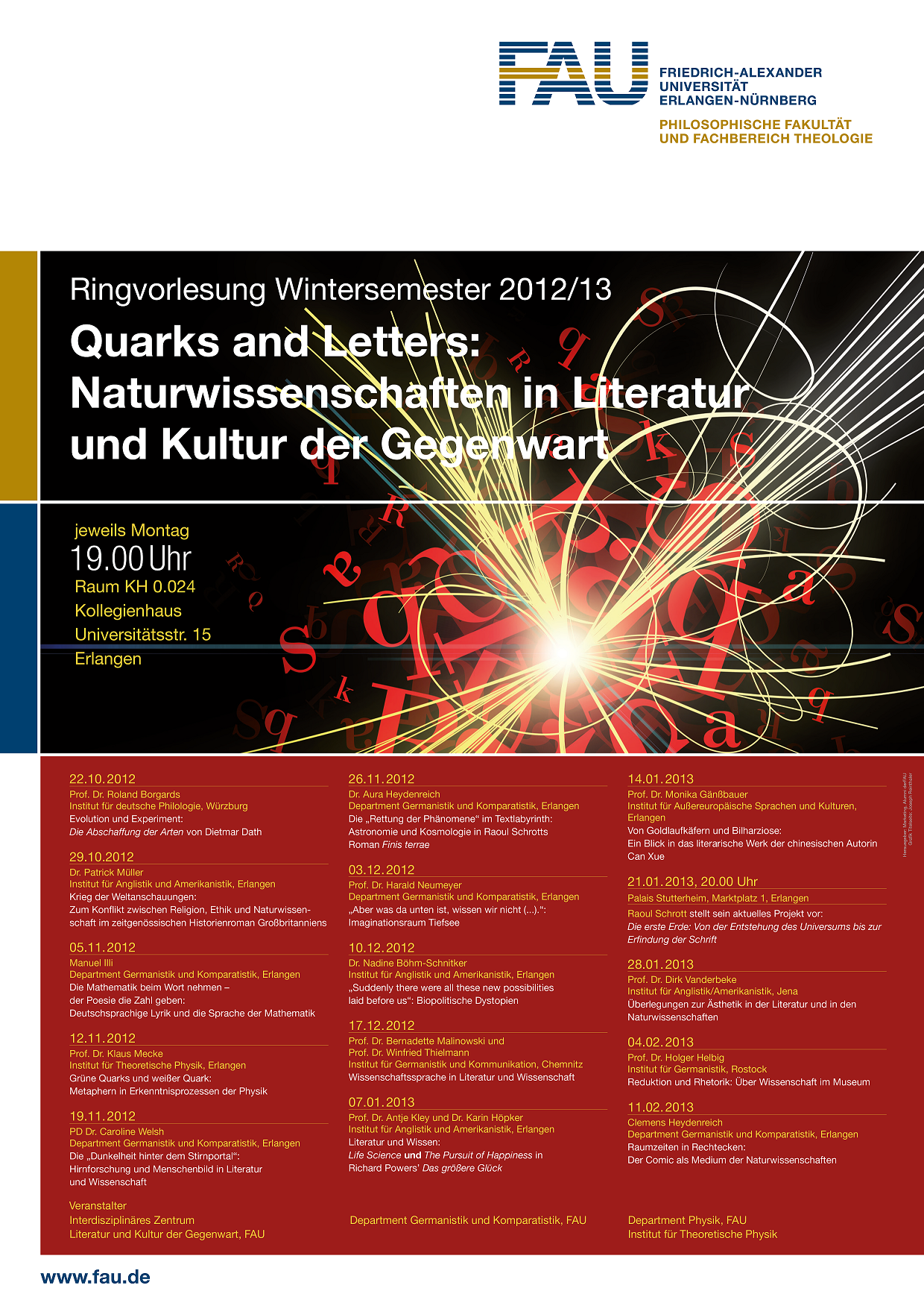 Plakat_Quarks and Letters